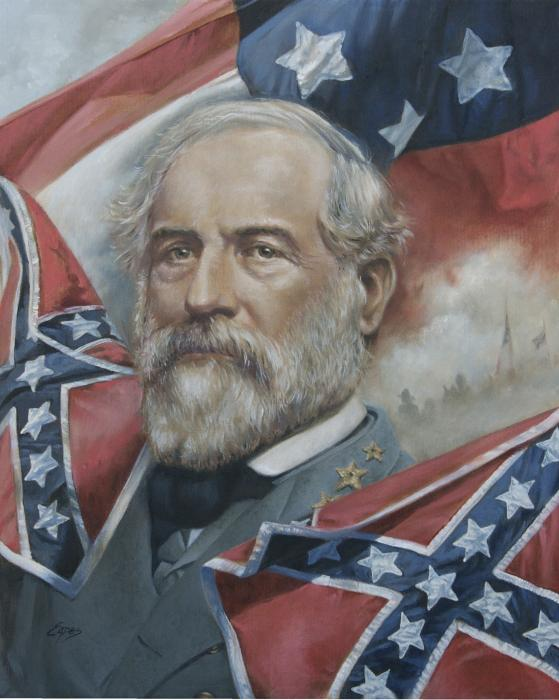 Donald Elder: Fifty Greatest Americans-Robert E. Lee